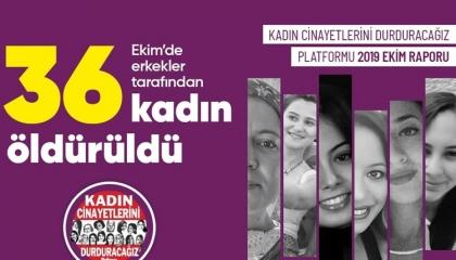 مقتل 36 سيدة تركية في أكتوبر.. و390 ضحية لجرائم القتل خلال 10 شهور