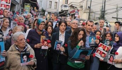 «أمهات السبت» التركية تواصل احتجاجاتها ضد أردوغان: خذ السلطة وأعِد أبناءنا
