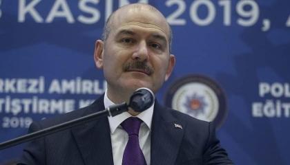 «كلاكيت تاني مرة»..وزير الداخلية التركي: سنعيد «الدواعش» لبلدانهم الأوروبية