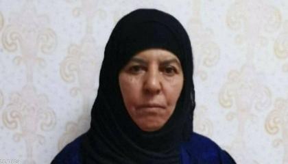 بالصور.. القبض على شقيقة زعيم تنظيم داعش الإرهابي وترحيلها إلى تركيا