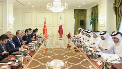 بعد «غلطة الجزيرة».. خارجية الدوحة تجدد ولاءها لأردوغان