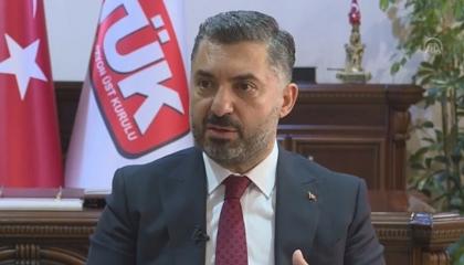 كشفُ فساد رئيس تلفزيون تركيا يُجبره على الاستقالة