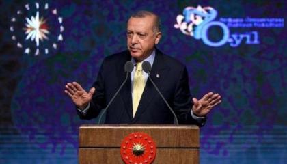 أردوغان: قبضنا على زوجة البغدادي «دون ضجة»