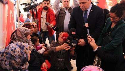 صوت أمهات ديار بكر يصل للبرلمان الأوروبي: اضغطوا على أردوغان ليعيد أبناءنا