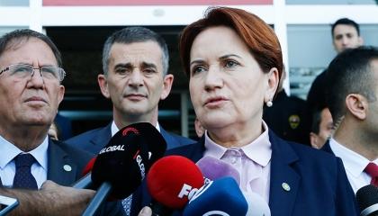 المرأة الحديدية تحذر أردوغان من اغتصاب سلطة إمام أوغلو على «البسفور»