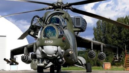 روسيا تنشر طائرات هليكوبتر لتنفيذ دوريات على حدود سوريا وتركيا