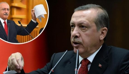 بالفيديو.. كمال أوغلو يكيل الإهانات لأردوغان: ما شأنك بسوريا أيها الجاهل؟
