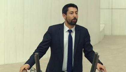 بالفيديو.. برلماني تركي معارض: أوصياء أردوغان فاسدون وبلطجية