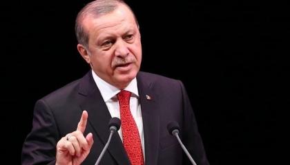 قبل زيارته.. شرطة واشنطن تستعد لمواجهة بلطجة حرس أردوغان.. «فيديو»