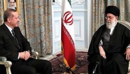 وصلة غزل بين أردوغان وإيران على حساب «انتفاضة العراق»: تستهدف نشر الفوضى