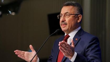 نائب أردوغان يجتمع برؤساء بلديات يوزغات.. والحضور لـ«العدالة والتنمية» فقط