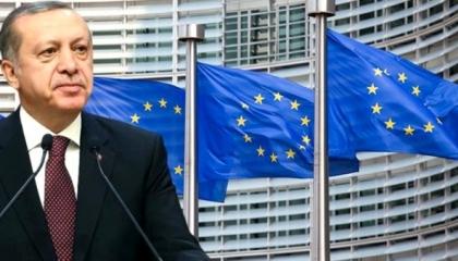 الاتحاد الأوروبي يدرس فرض عقوبات على تركيا لانتهاكها السيادة القبرصية