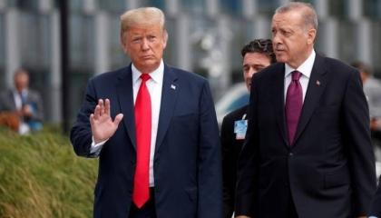 الرئاسة التركية: الأزمة السورية تتصدر جدول أعمال أردوغان في واشنطن
