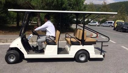 بلدية تشتري «سيارة جولف».. مديونيتها 6 مليارات ليرة وليس بها «ملعب جولف»
