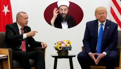 شيخ تركي شهير: ادعوا لأردوغان 7 مرات على «تويتر» قبل لقائه بترامب