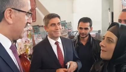 رئيس بلدية عن حزب أردوغان يخاطب الأتراك: جعلناكم مسلمين
