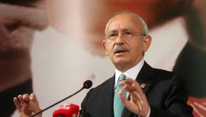 زعيم المعارضة التركية: أردوغان عاد من أمريكا بـ«خفي حنين»