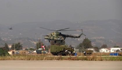 موسكو تعلن إنشاء قاعدة جوية روسية على الحدود بين سوريا وتركيا