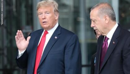 «نيويورك تايمز» تفضح اللحظات المحرجة لأردوغان داخل البيت الأبيض