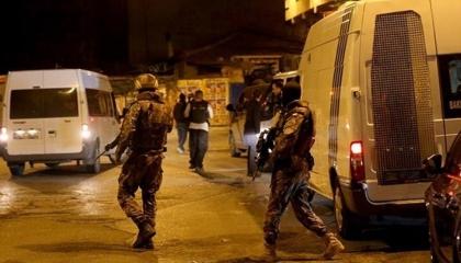 القبض على 4 من أقارب زعيم «داعش» بمحافظة قير شهير التركية