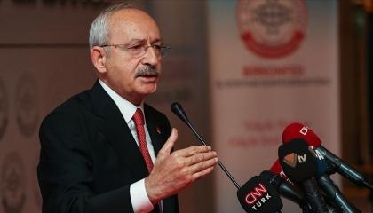 زعيم المعارضة: لا أمان في تركيا والسلطة ظالمة.. لماذا ستأتي الاستثمارات؟