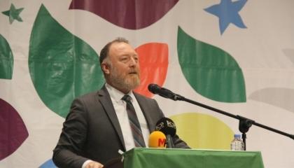 رئيس حزب «الشعوب» التركي: لا تراجع ولا استسلام.. سنطيح بتلك السلطة الظالمة