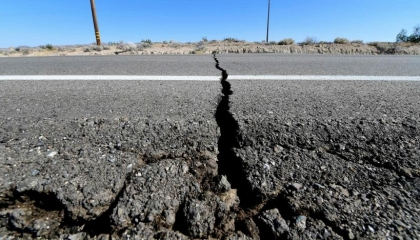 زلزال فى مدينة بورصا التركية بقوة 3.2 درجة