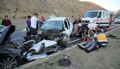 بالفيديو.. أبشع الحوادث المرورية في تركيا خلال نوفمبر الحالي