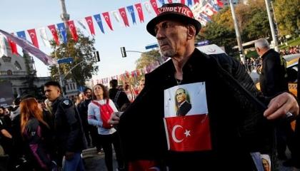 تقرير دولي: لا عدل ولا مساواة في تركيا.. والديمقراطية «هشة»