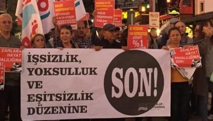 حزب «الحرية والتضامن» التركي: «العدالة والتنمية» يجر الناس إلى الهاوية