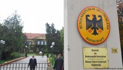 تركيا تعتقل محامي السفارة الألمانية في أنقرة بتهمة التجسس