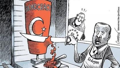 أردوغان وطبخة الديمقراطية