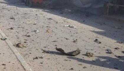 مقتل 14وإصابة 26 سوريًا في انفجار سيارة مفخخة تابعة للاحتلال التركي (فيديو)