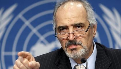 مندوب سوريا لدى الأمم المتحدة: تركيا احتلت أرضنا وأمريكا تسرق نفطنا
