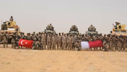 وثيقة سرية تكشف عزم تركيا زيادة عدد جنودها في قطر لـ3 آلاف مقاتل