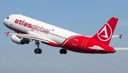 «أطلس جلوبال» توقف رحلاتها بسبب الأزمة الاقتصادية بتركيا