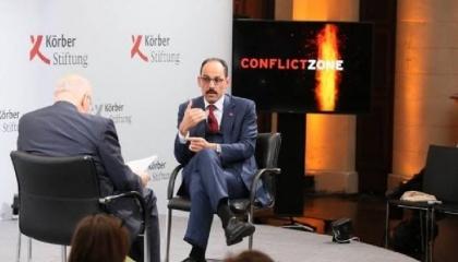 منتدى دولي يكشف سر المتحدث باسم أردوغان وانتمائه لجماعة يتهمها بـ«الإرهاب»