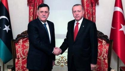 بالفيديو.. أردوغان يهدد بزيادة الدعم العسكري للميليشيات الليبية
