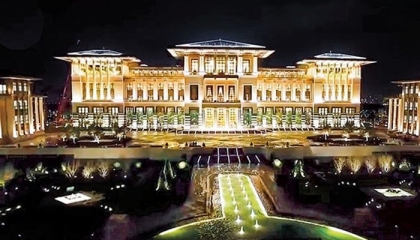 118 ألفًا نفقات القصر الرئاسي التركي على البهارات والتوابل في 2018