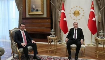 إمام أوغلو يسحق أردوغان في أحدث نتائج استطلاعات الرأي التركية
