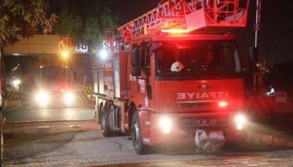 انفجار  في شركة مصافي النفط التركية