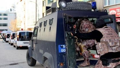 اعتقال 7 من عناصر «داعش» في محافظة أنقرة التركية
