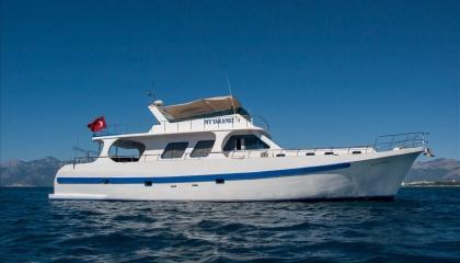 نائب معارض يكشف: الرئاسة التركية استولت على «قصر عائم» مملوك للقوات البحرية