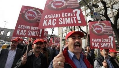المعارضة التركية تتحدى أردوغان وترفع الأدنى للأجور في بلدياتها لـ3100 ليرة