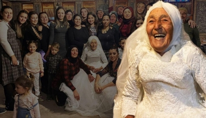 تزوجت بدونه.. جدة تحقق حلمًا انتظرته 70 عامًا بارتداء فستان الزفاف