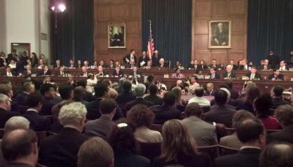 لجنة بالكونجرس تقر مشروع قانون لفرض عقوبات على تركيا