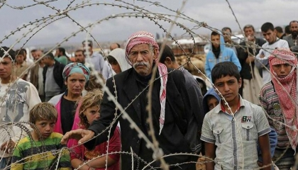 أوروبا تساعد تركيا بـ6 مليارات يورو لدعم اللاجئين.. وأنقرة ترد: غير كافية