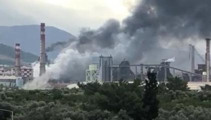 حوادث تركيا.. انفجار في مصنع للحديد والصلب بمدينة هاتاي