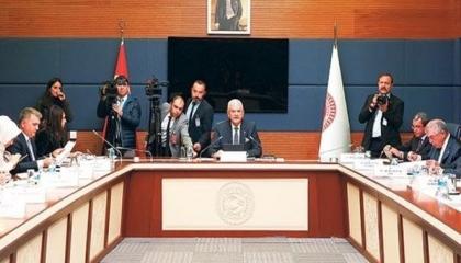«العلاقات الخارجية» بالبرلمان التركي توافق على اتفاقية «أردوغان السراج»