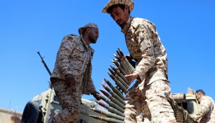 تركيا ترسل معدات عسكرية إلى ليبيا لدعم ميليشات «الوفاق»